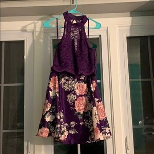 Windsor - Women's Homecoming Dress Floral Size 10